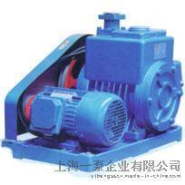上海一泵2X-2双级旋片真空泵