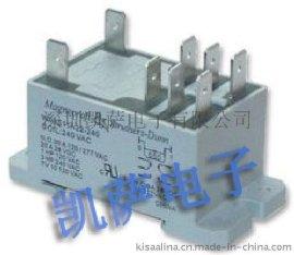 Magnecraft W92S11D22D-24D继电器24V 30A DIN轨安装