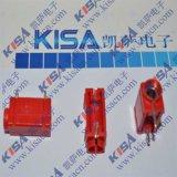 Multicomp A-2.107-R插座连接器 4MM PCB安装 红色