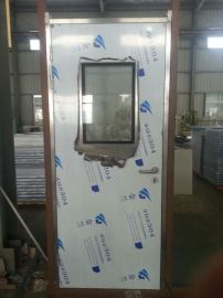 江苏欧泰高强度、高品质钢制净化门