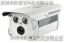 AHD摄像机 高清模似 监控摄像头 100万2000线像素 720P