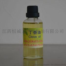 丁香叶油水蒸气蒸馏品专业厂家生产天然 丁香油