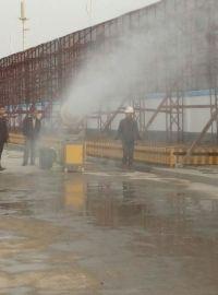 常州市环保降尘喷雾机 雾炮机 水炮机 厂家销售