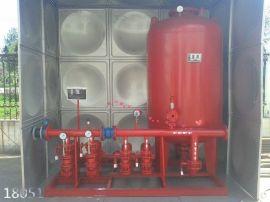 箱泵一体化水箱 楼上高位水箱消防稳压设备厂家直销