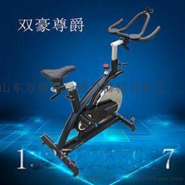 厂家直销商用动感单车25公斤大飞轮骑行感强骑行舒适