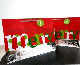 耶誕節紙袋 節日慶典袋