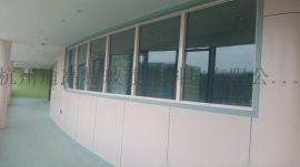 乙級固定隔熱型 防火玻璃窗