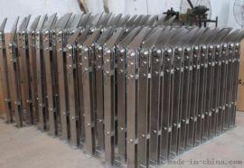 304不锈钢楼梯立柱 阳台栏杆立柱 工程栏杆立柱