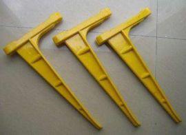 玻璃钢电缆支架 预埋式复合材料加厚重型支架