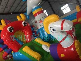 新疆    厂家直销水上乐园移动支架游泳池