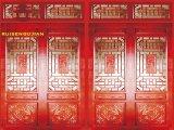 贵阳仿古门窗厂家,火锅店茶楼门窗,古镇改造风貌工程