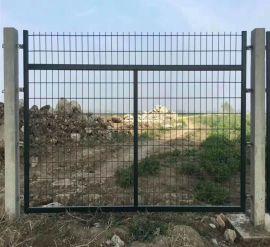 通线8002护栏网 8002护栏网 铁路框架护栏网