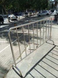 沈阳304不锈钢铁马 不锈钢护栏围栏 活动护栏