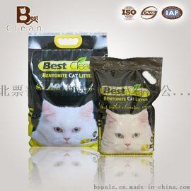 膨润土香味猫砂 结团好