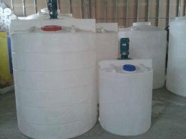 3吨抗渗塑料加药箱化工搅拌桶全国直销