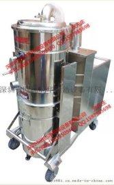欧杰净EUR-DH4010旋风式重工吸尘器(铁制款、不锈钢款) 4000W大型大功率车间商用仓库工业吸尘器  干湿两用380v
