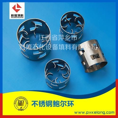 金屬鮑爾環填料 304鮑爾環 316鮑爾環