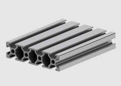 欧标工业铝型材2080,铝合金型材,铝合金