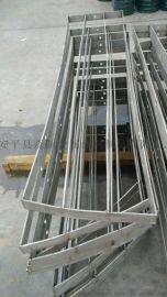 不锈钢钢格栅板 加氢反应器格栅板规格报价