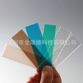 PC板来图加工 PC耐力板 PC板制作 角度折弯打孔加工 折弯PC板厂家