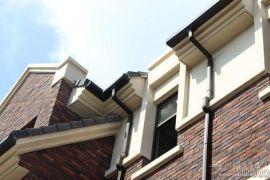 云南PVC落水系统、云南PVC天沟檐槽