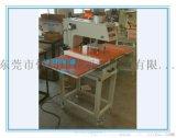 东莞双工位服装烫画机 气动双工位烫钻机 气压双工位压烫机60*80