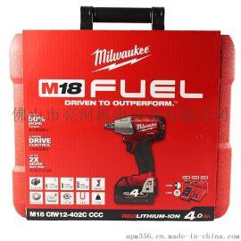 米沃奇Milwaukee M18 CIW12(18伏)无刷锂电池充电式1/2冲击扳手