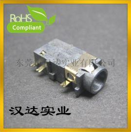 耳机插座PJ-342 PJ-31060 3.5贴片音频插座