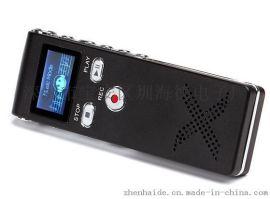 迷你录音棒会议课堂采访专用 高清远距降噪微型录音笔智能专业