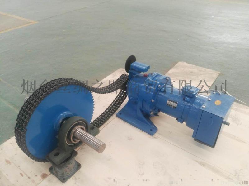 大功率防火卷门机(KB450) 大电机