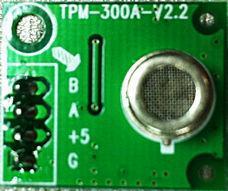 家用及车载净化器LED照明灯用空气质量模块