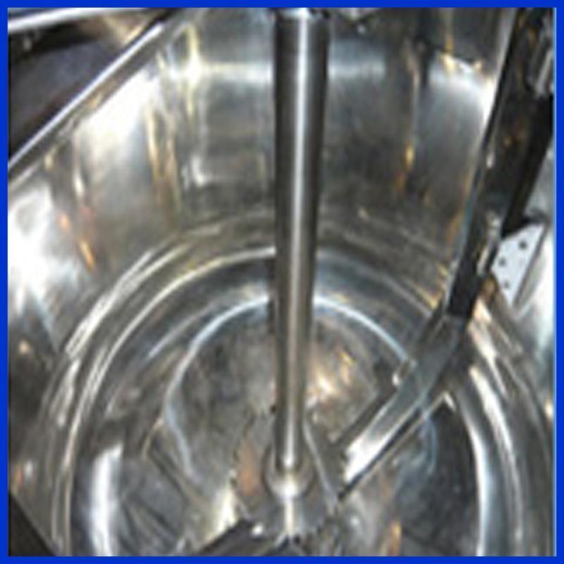 高速分散低速搅拌机 真空双轴分散搅拌机