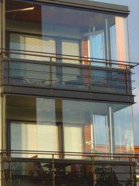 兄弟W2015福州无框阳台窗户