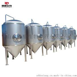 厂家直销304不锈钢发酵罐 清 罐 啤 生产设备