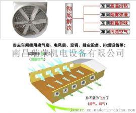 负压风机选玻璃钢负压风机通风降温成本低