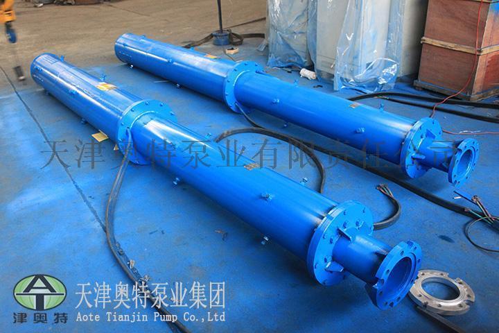 三相大口徑水井抽水泵_鋼鐵廠用什麼泵抽水好_市政排水專用潛水泵供應