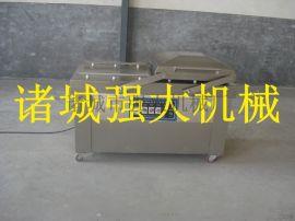 600型号商用不锈钢蔬菜真空包装机