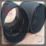 直销橡胶伸缩管耐高温钢丝橡胶管伸缩防尘管