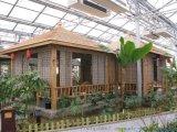 湖北生態餐廳造價 3000平方米溫室餐廳