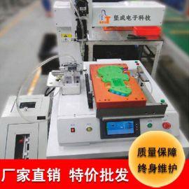 厂家直销坚成电子自动锁螺丝机BES-801智能定位校验自动拧螺丝机