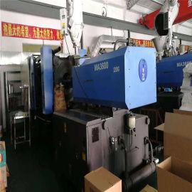 广东倒闭工厂转让二手海天伺服原装注塑机 卧式注塑机