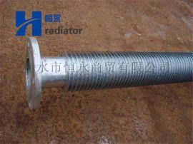 翅片管热管  双金属 高频焊翅片管 大棚用翅片管