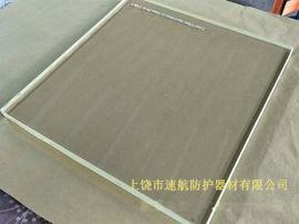 江西速航现货防辐射铅玻璃15mm厚
