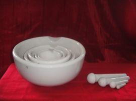 陶瓷乳钵(铁锚牌)