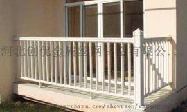 厂家批发锌钢防盗窗护栏窗台栏杆阳台护栏可定制