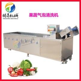 果蔬清洗设备,蔬菜清洗机,气泡清洗机