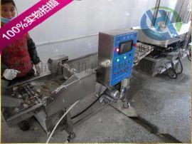 恒品机械hp-400型虾仁全自动挂浆机裹粉机
