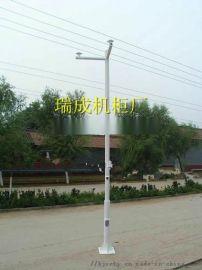 厂家监控立杆米监控杆立杆小区不锈钢立柱