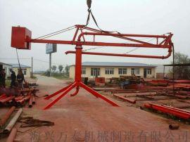 新型圆筒塔式混凝土12米手动布料机