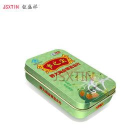 廣州潤喉糖小鐵盒 食品盒兩片拉伸罐 馬口鐵包裝容器
